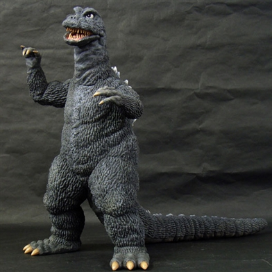 X-Plus Toho 12in Godzilla 1968 Vinyl Figure - Diamond