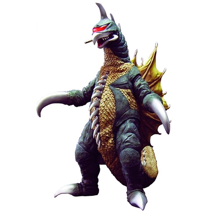 X-Plus Godzilla Kaiju 12in Series Gigan 1972 Vinyl Figure - Diamond Reissue