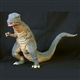 X-Plus Toho 12in Series Gorosaurus Vinyl Figure - Diamond Reissue
