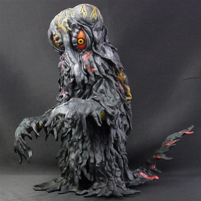 X-Plus Toho 14in Hedorah (Smog Monster) Vinyl Figure - Diamond
