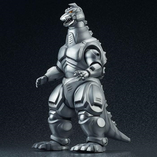 X-Plus 12in Series Godzilla VS Mechagodzilla II (1993) Vinyl Figure - Diamond Reissue