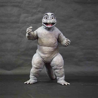 X-Plus Toho 7.5in Minilla / Minya Vinyl Figure - Diamond, NOV132226