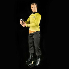 QMX Star Trek Master Series Captain Kirk 1/6 Scale Figure by Quantum Mechanix