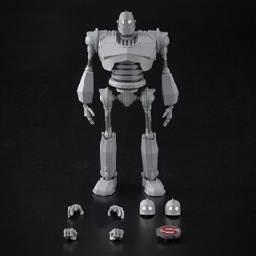 RIOBOT Iron Giant Articulated Diecast Figure by 1000 Toys