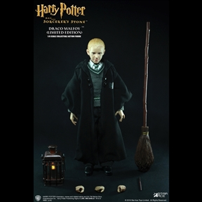 1/6 Scale Draco Malfoy Sorcerer's Stone Figure by Star Ace