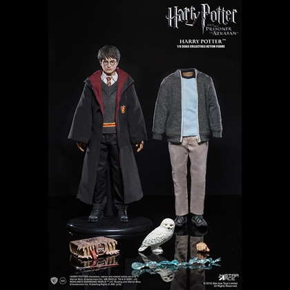 1/6 Scale Harry Potter (Prisoner of Azkaban, Teenage Version) Figure by Star Ace