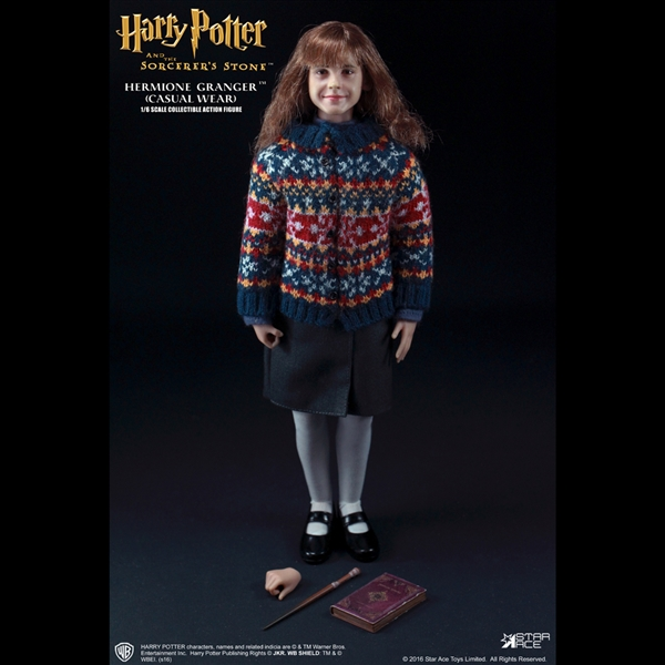 1/6 Scale Hermione Granger (Sorcerer's Stone, Casual Version) Figure by Star Ace