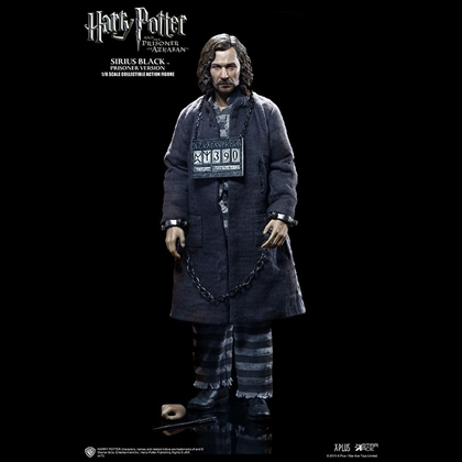 Harry Potter Prisoner of Azkaban Sirius Black 1/6 Scale Figure by Star Ace