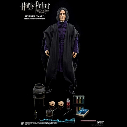 Harry Potter Half-Blood Prince Severus Snape 1/6 Scale Figure by Star Ace