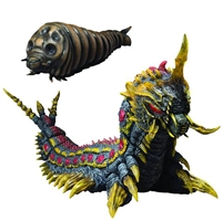 S.H. MonsterArts Mothra and Battra Larva Set