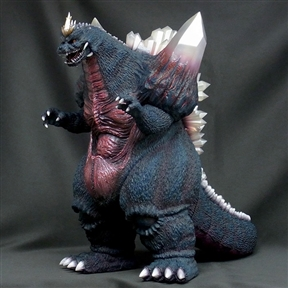 X-Plus Godzilla Kaiju 12in Series Space Godzilla Vinyl Figure - Diamond Reissue