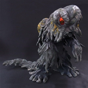 X-Plus Large Monster Series Landing Stage Hedorah Vinyl Figure - Diamond Re-Issue