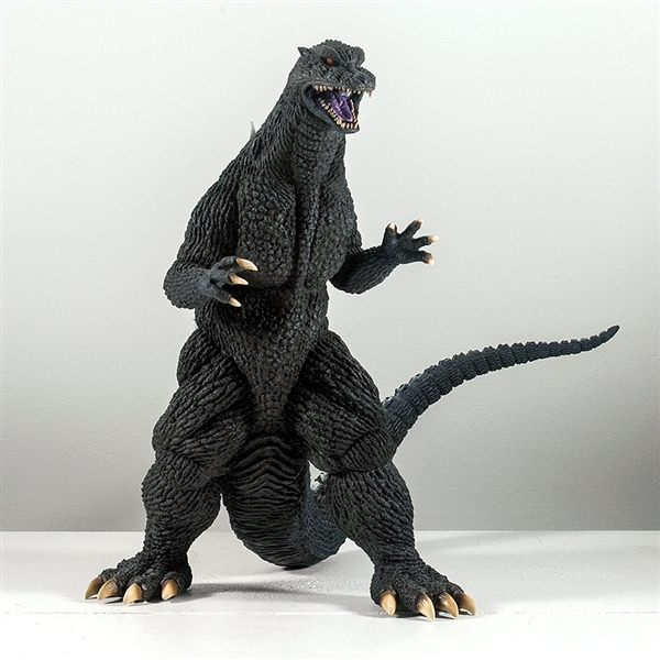 X-Plus Toho 12in Godzilla 2004 Final Wars Vinyl Figure | Flossie's Gifts and Collectibles