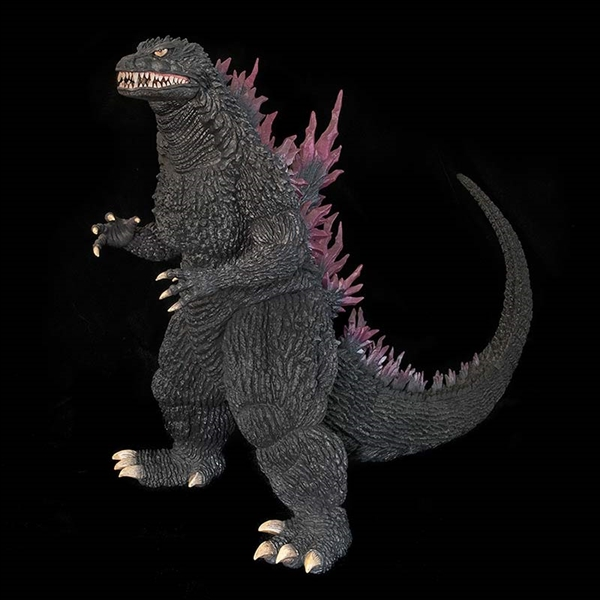 X-Plus Toho 12in Godzilla 1999 (2000) Vinyl Figure | Flossie's Gifts and Collectibles
