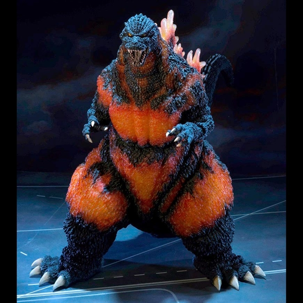 X-Plus Gigantic Series Godzilla 1995 SDCC 2016 Exclusive Vinyl Figure | Flossie's Gifts and Collectibles