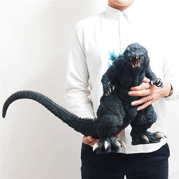 X Plus Gigantic Series Godzilla 2001 Diamond Reissue Vinyl