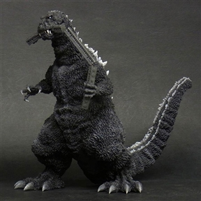 PRE-ORDER - X-Plus 12in Series Godzilla 1954 Train Biter Vinyl Figure - Diamond Re-Issue