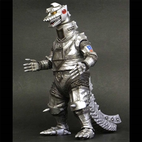 X-Plus 12in Series Mechagodzilla 1975 Vinyl Figure - Diamond Re-Issue