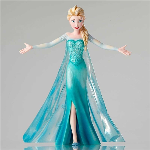 Disney Showcase Elsa's Cinematic Moment Frozen Figurine 4049616