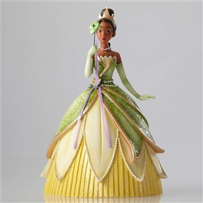 Disney Showcase Tiana Masquerade Couture de Force Figurine