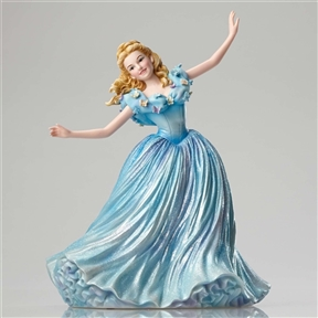 Disney Showcase Live-Action Cinderella Figurine 4050709