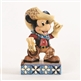 Disney Traditions Cowboy Mickey Mouse Figurine by Jim Shore, 4033286