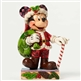 Disney Traditions Christmas Mickey Figurine by Jim Shore, 4046014