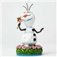 Heartwood Creek Olaf from Frozen Figurine by Jim Shore, 4046037