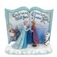 Anna and Elsa 'Frozen' Storybook Figurine by Jim Shore
