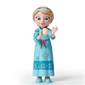 Disney Traditions Young Elsa from Frozen Figurine by Jim Shore, 4050764