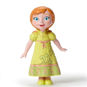 Disney Traditions Young Anna from Frozen Figurine by Jim Shore, 4050765