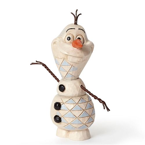 Disney Traditions Olaf from Frozen Figurine by Jim Shore 4050766