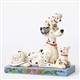 Disney Traditions Pongo with Penny and Rolly Dalmatians Figurine by Jim Shore, 4054278