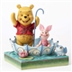 Disney Traditions Pooh and Piglet Sharing Figurine by Jim Shore, 4054279