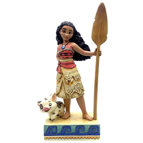 Disney Traditions Moana Figurine by Jim Shore, 4056754