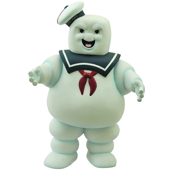"Ghostbusters Mr Staypuft marshmallow man 2 1//4/""  new Pinback"