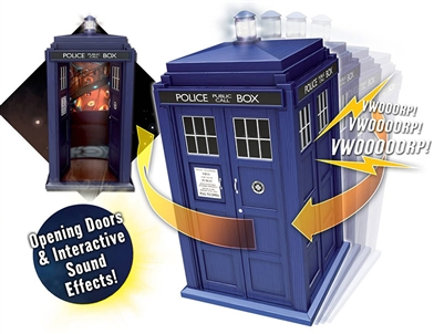 Doctor Who Flight Controlled Tardis R/C Model, STK422109