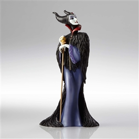 Disney Showcase Maleficent Art Deco Figurine 4057170