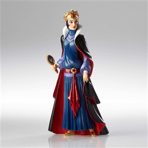Disney Showcase Evil Queen Art Deco Figurine