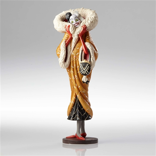 Disney Showcase Cruella Art Deco Figurine 4057172