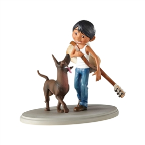 Disney Showcase Miguel and Dante 'Coco' Figurine 4060074