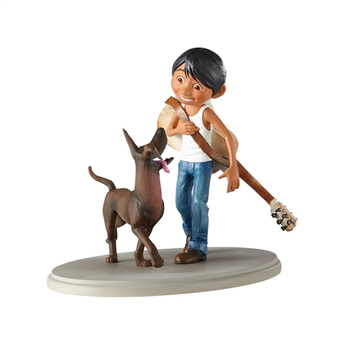Disney Showcase Miguel and Dante 'Coco' Figurine