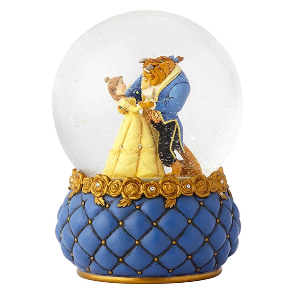 Beauty And The Beast Collectibles >> Disney Showcase Beauty And Beast Waterball