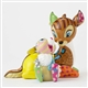 Disney Bambi and Thumper Figurine by Britto 4055230