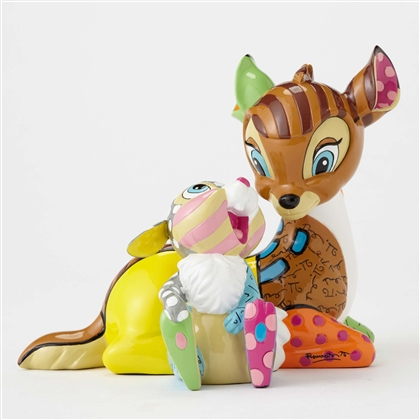 Disney Bambi and Thumper Figurine by Britto