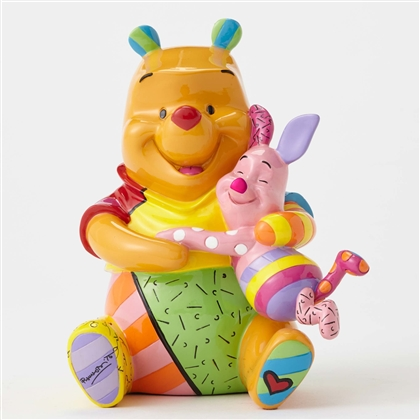 Disney Pooh and Piglet Figurine by Britto