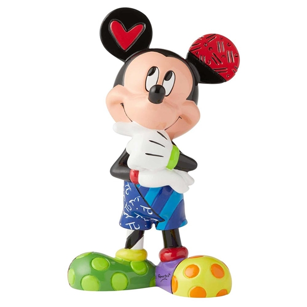 Britto by Disney Mickey Mouse Figurine 6003445