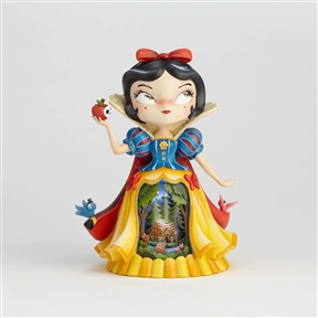 World of Miss Mindy Snow White Light-Up Figurine 4058885