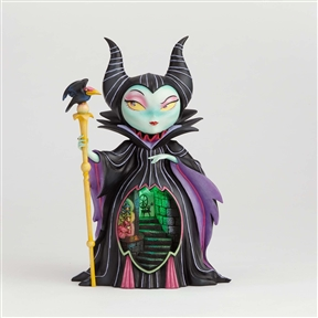 World of Miss Mindy Maleficent Light-up Figurine
