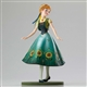 Disney Showcase Anna from Frozen Fever Figurine, 4051095